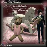 C&F Love Me Tender Teddy Bear