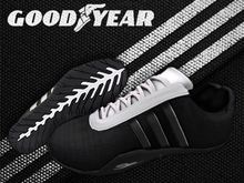 ::db:: GOODYEAR Unisex Sneakers Black / Black
