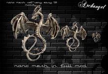 Archangel Designer DRAGON  NANO mesh