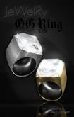 [NSD] OG Ring [Silver - Gold]