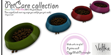 PetCare collection: Mesh Food bowls