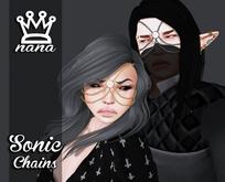 Nana Sonic Chain Black