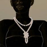 LaTopasienne- perle nacre collier*