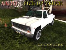 [AIKIOTO] Pick up Truck [Box]