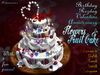 Dr3amweaver Flowers & Fruit Cake w Poses  for Valentine's Day  - Birthday - Rezday - Anniversary