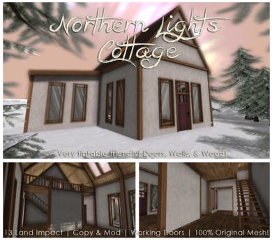 [DDD] Northern Lights Cottage