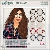 [MAGIC NOOK] Geek Glasses MESH