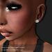 Diamond Stud Earring Gold (F)     -RYCA-