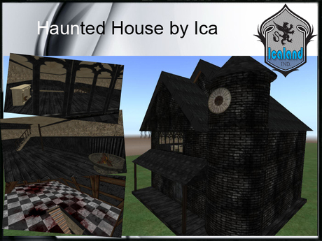 Haunted House by ICA
