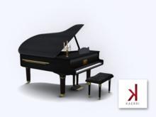 Buchanan Open Piano