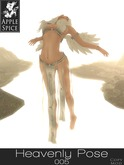 Apple Spice - Heavenly Pose 005