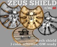 PFC~Zeus Shield