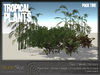 Tropical plants pack 2 2