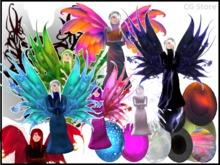 All 8 wyrmwood rare fairies set [WW_Egg Rare]