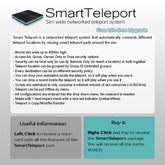 [PXL] SmartTeleport (multi point sim teleport)