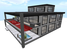 LR House 4 v 2 ( Prefab / Home / Residential) LOW - PRICE - LINE