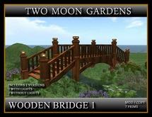 WOODEN BRIDGE 1*