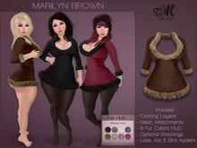 *MUKA* Marilyn Brown (Omega)