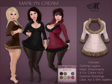 *MUKA* Marilyn Cream (Omega)