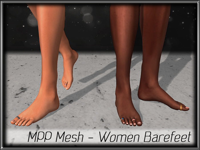 - MPP Mesh - Barefeet - Women