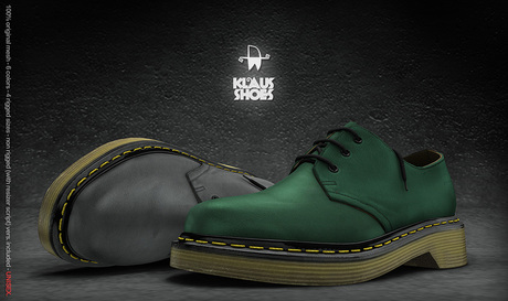 [Deadwool] Klaus shoes - DEMO