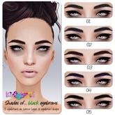 [Kokolores] BP - Shades of...black eyebrows