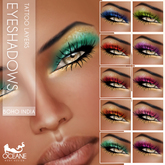 Outlet Oceane - Fat Pack Boho India Eyeshadows (10 x) [System]