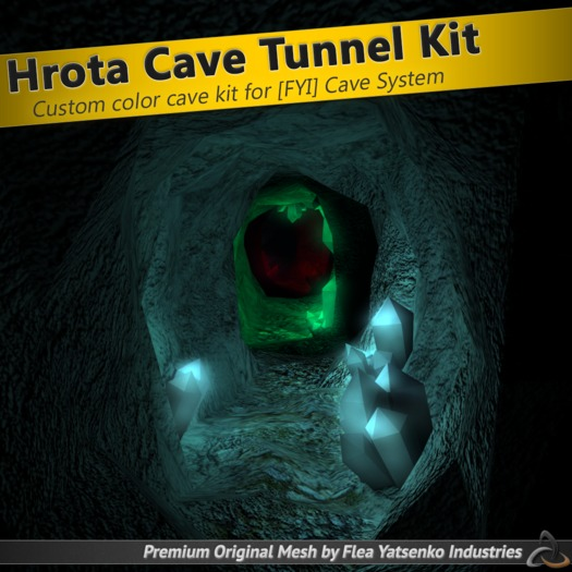 [FYI] Hrota Color Change Cave Kit For [FYI] Cave System 1.0.0