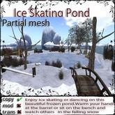 @Incendia  Ice Rink Pond