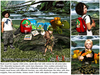"""Aphrodite """"Walking with dinos"""" Kids camping care pack"""