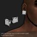 EARING BALLIN PLATINUM      -RYCA-