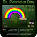♣♣♣  St. Patrick's Day – Pot o' Gold Tipjar ♣♣♣