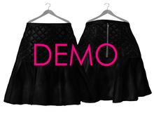 Bens Boutique - Mesh Darla Skirt - DEMO