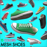 Low Tops - Mesh Shoes