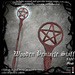 Wooden Pentacle Staff