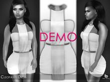 Bens Boutique - Cleopatra Dress Demo