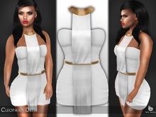 Bens Boutique - Cleopatra Dress White