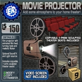 ER Movie Projector