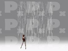Rain on Glass Animated Texture