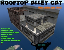 Rooftop Alley Cat/ Boxed
