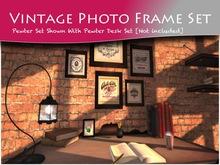Moco Emporium ~ Vintage Mesh Frames Set Copy/Mod v1
