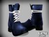 *-*Ef*-* Pharrell Boots Blue