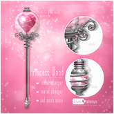 [ love always ] Princess Wand [free]