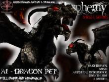 +Blasphemy+ artificial intelligence  - Dragon pet follower