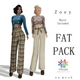 Prism Designs by Journey:  DEMO for Emily Mesh Outfit