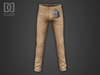 DOZZE - Casual Chinos (Beige)