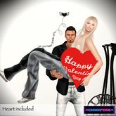 EmmePose Happy Valentine Day - Special price!