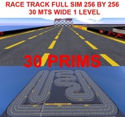 RACE TRACK 2 FULL SIM SIZE 30 PRIMS