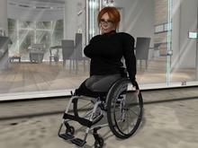 *SVD* Wheelchair AVANTGARDE (HD)