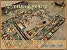 Egyptian Dynasty - Tayet Weave Rug